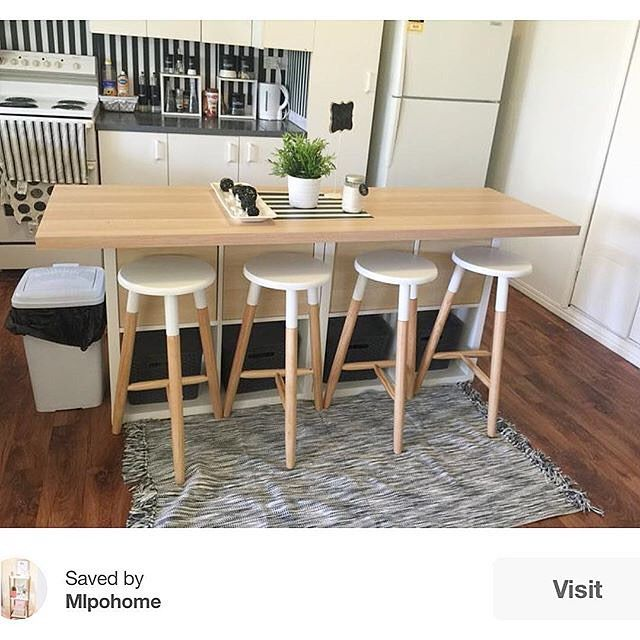 25+ best ideas about Ikea island hack on Pinterest
