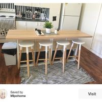 25+ best ideas about Ikea island hack on Pinterest | Ikea ...