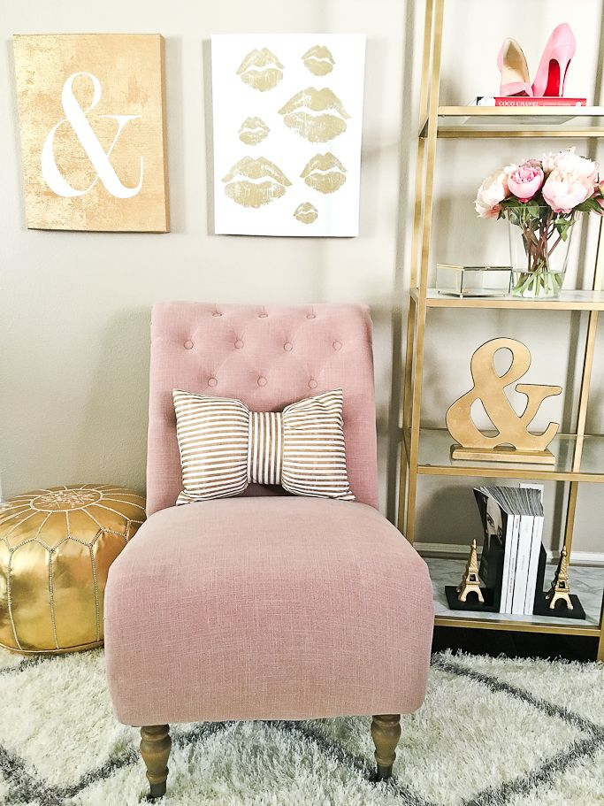 25 Best Ideas About Pink Accent Chair On Pinterest Modern