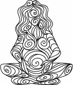 17 Best images about Wiccan: Pagan Coloring Pages on