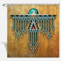 17 Best ideas about Southwestern Shower Curtains on ...