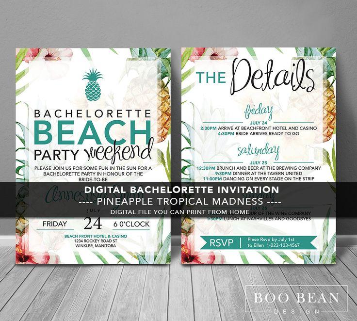 who do you invite to the bachelorette party | Inviview.co