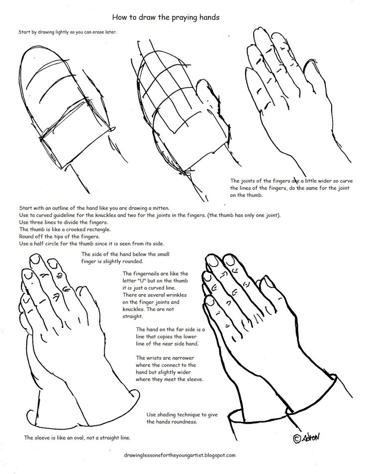 25+ best ideas about Praying Hands Drawing on Pinterest