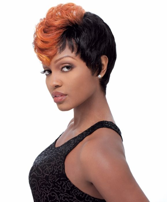 76 Best Images About Short Wigs For Black Women On Pinterest