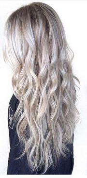 ash blonde ideas