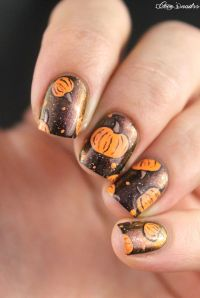 17 best images about Nails for Fall on Pinterest | Nail ...