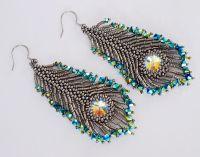 25+ best ideas about Beaded Earrings on Pinterest | Seed ...