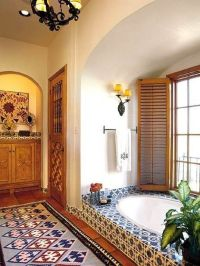 88 best Talavera Tile Bathroom Ideas images on Pinterest
