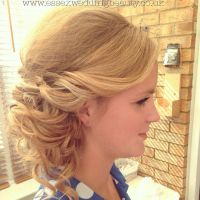 1000+ ideas about Curly Side Buns on Pinterest | Curly ...