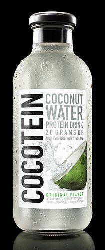 Cocotein Coconut Water Protein Drink