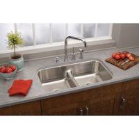 Costco: Elkay Stainless Steel Undermount Double Bowl Sink ...