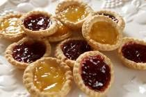 Jam Tarts have been around forever but any historical reference to jam tarts appears at the same time sugar was available for jam