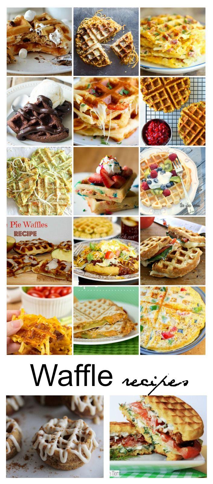 recipe ideas waffle recipes dinner breakfast the