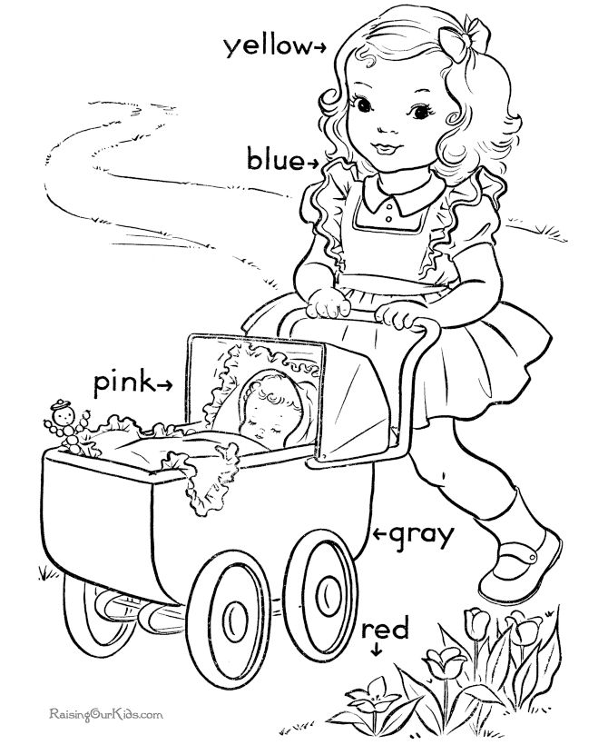 68 best images about Pre K colouring pages on Pinterest