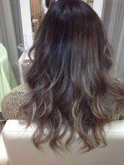 brown ombre. 't