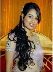 indian hair styles long