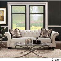 1000+ ideas about Cream Sofa on Pinterest | Fabric Sofa ...