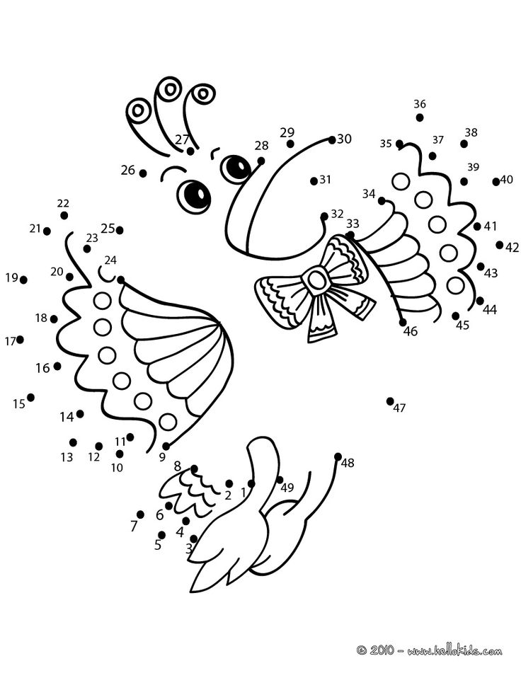 PARROT dot to dot game printable connect the dots game