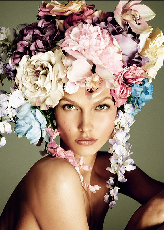 25 best Flower headpiece ideas on Pinterest