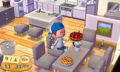Animal Crossing New Leaf Kitchen Island Search