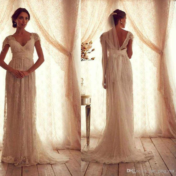 Best 25+ Cheap vintage wedding dresses ideas on Pinterest