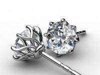 17 Best ideas about Diamond Stud Earrings on Pinterest ...
