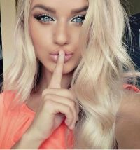 Best 25+ Blonde hair makeup ideas on Pinterest