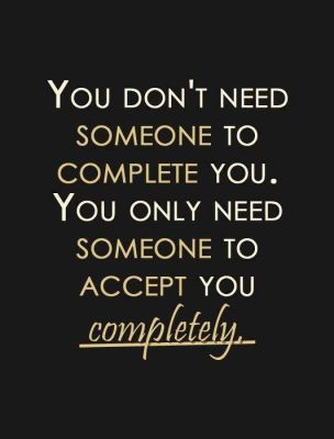So true, real love likes you as you are. You shouldn't have to change yourself. Because someone will LOVE the person you hide.
