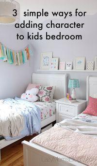 25+ best ideas about Simple girls bedroom on Pinterest ...