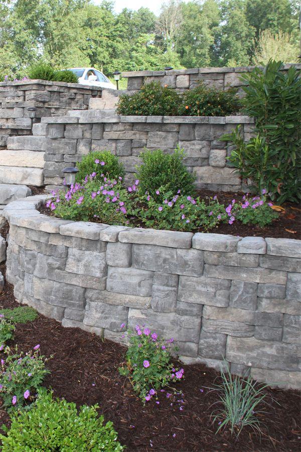 25 Best Ideas About Garden Retaining Wall On Pinterest Sleeper