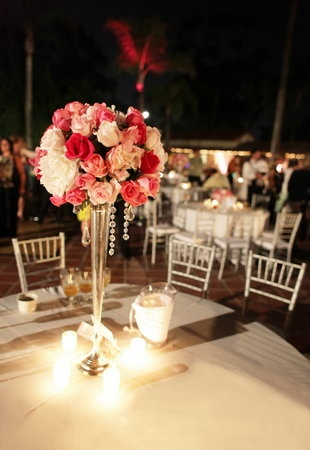 wedding chair covers montreal bamboo style dining room chairs 17 best ideas about pink centerpieces on pinterest | ceremony decorations ...