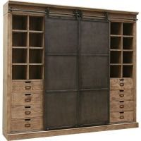Bookcases With Barn Doors Styles | yvotube.com