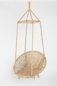 Seating - Fes Swing Chair I Urban Outfitters - jute swing ...