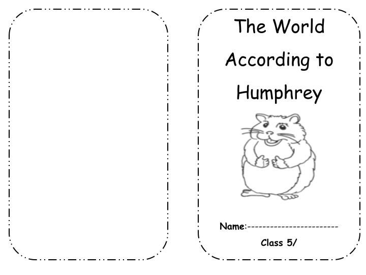12 best The World According to Humphrey images on Pinterest
