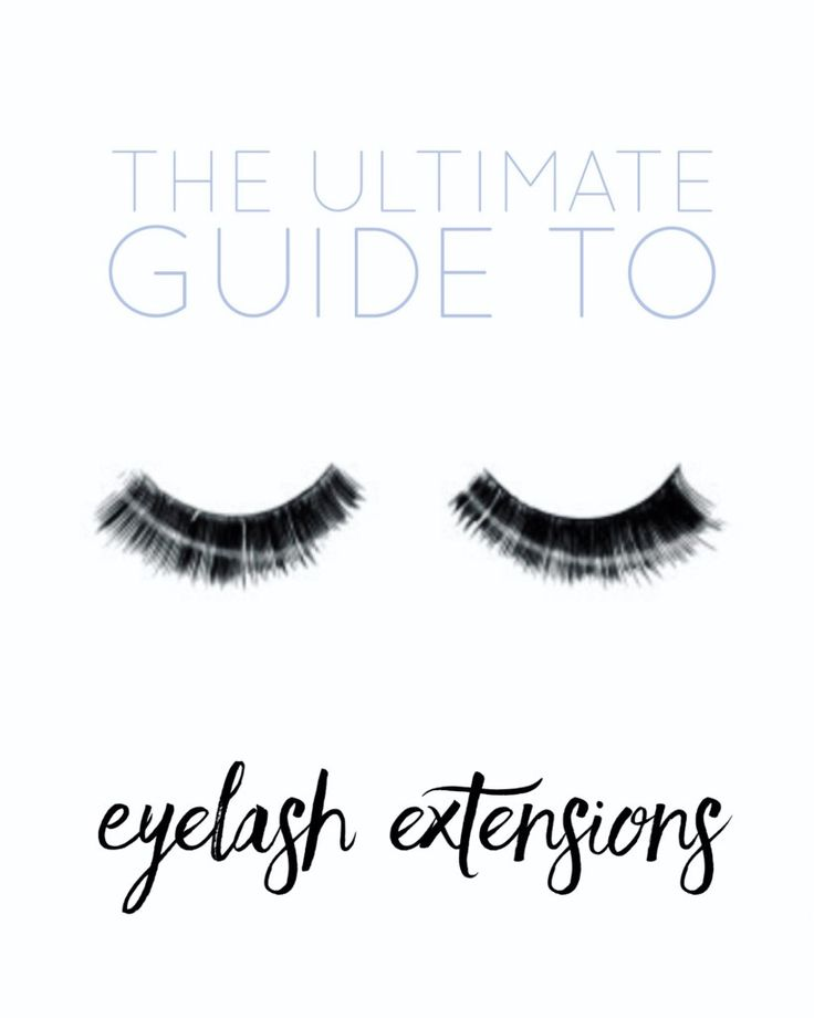 25+ best ideas about What Are Eyelash Extensions on