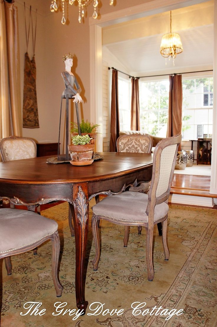 25 best ideas about French country dining table on
