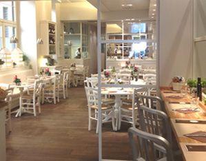 ristorante stile shabby chic  Cerca con Google  come ti