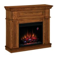 Lowes Electric Fireplace Clearance | Enlarged Image Demo ...