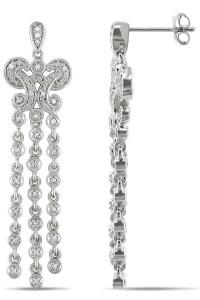 1000+ ideas about Diamond Chandelier Earrings on Pinterest ...