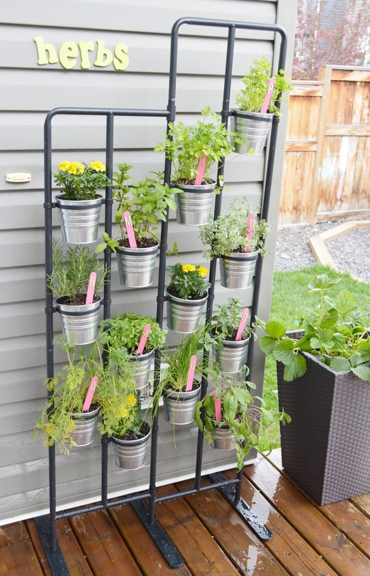 25 Best Ideas About Small Herb Gardens On Pinterest Kitchen