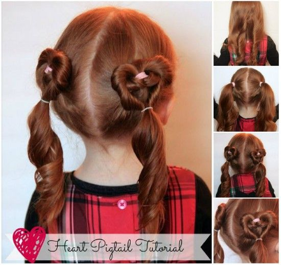 25 Best Ideas About Pigtail Hairstyles On Pinterest Girl Hair