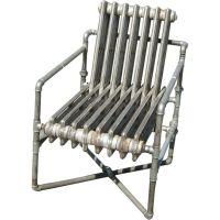 Radiator Chair | Pipe Furniture | Pinterest | Radiators ...