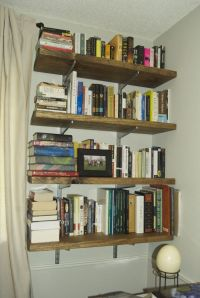1000+ ideas about Homemade Bookshelves on Pinterest ...