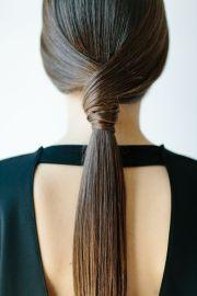 ideas ponytails
