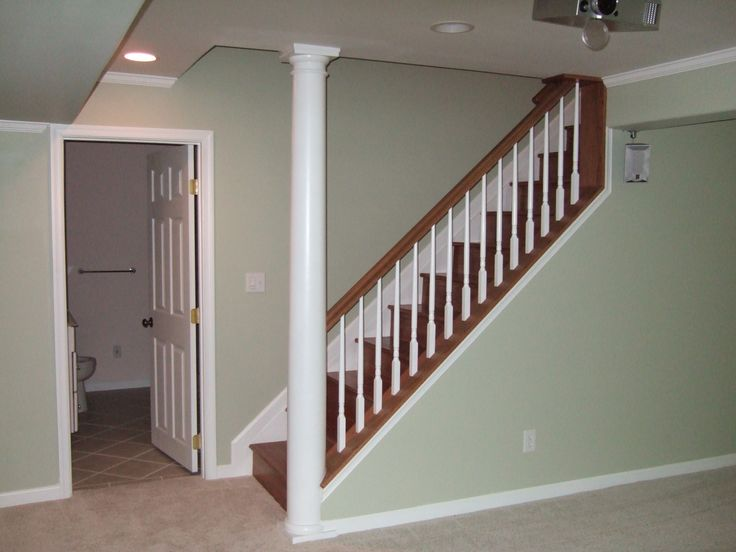 basement stairs inspiration this is how we are redoing the entrance to basement