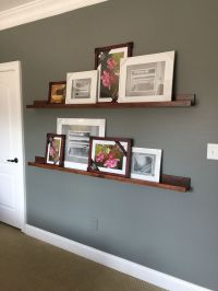 Shallow Shelves | Stains, How to make and Murals