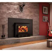 Drolet Escape 1800i Fireplace Wood Insert  75,000 BTU ...