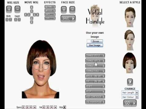 25 Best Ideas About Virtual Hairstyles On Pinterest Meg Ryan