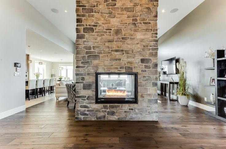 25 best ideas about See Through Fireplace on Pinterest  Interior brick walls Dream kitchens