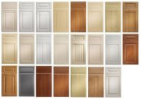 Thermofoil Cabinet Doors Drawer Fronts - Replacement ...